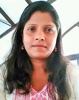 Ms. Pushpa Sharma (Treasurer)