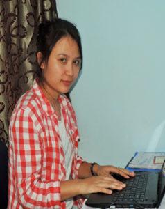 Pavitra Yonzon (Documentation Officer)