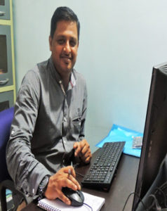 Rajiv Ranjan Sinha (Program Manager)